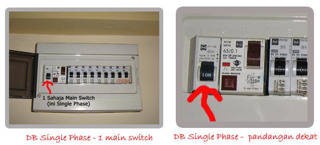 DBSinglePhase1 Wiring Kwh Meter on